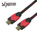 SIPU high speed ethernet gold plated 2.0 hdmi 4k cable for HDTV